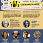 LitTalks Worldwide: Latin America and The Caribbean – Dec 09 2020 – 10:00-11:30 ET